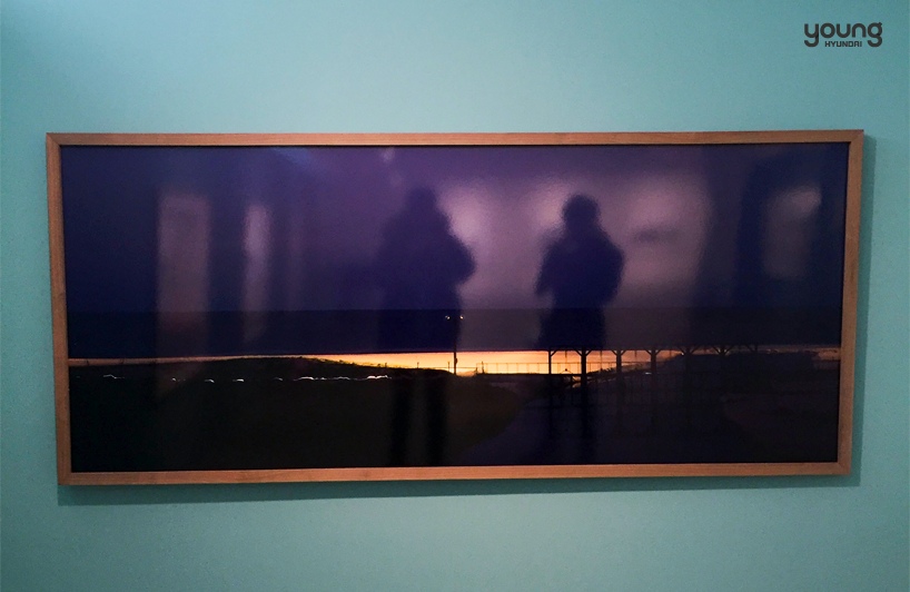 김전기, Epoche, The Border #4, C-Print, 100x237cm, 2013