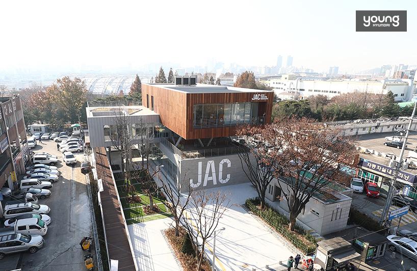 ▲ 장안평 자동차산업종합정보센터(JAC) 전경 (출처:JAC)