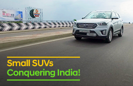 Hyundai's small SUV conquering India!