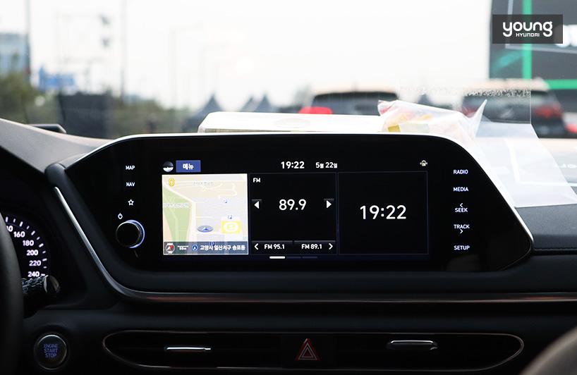 Nếu bạn điều chỉnh một tần số nhất định trong mỗi chiếc xe, bạn có thể xem hiệu suất.